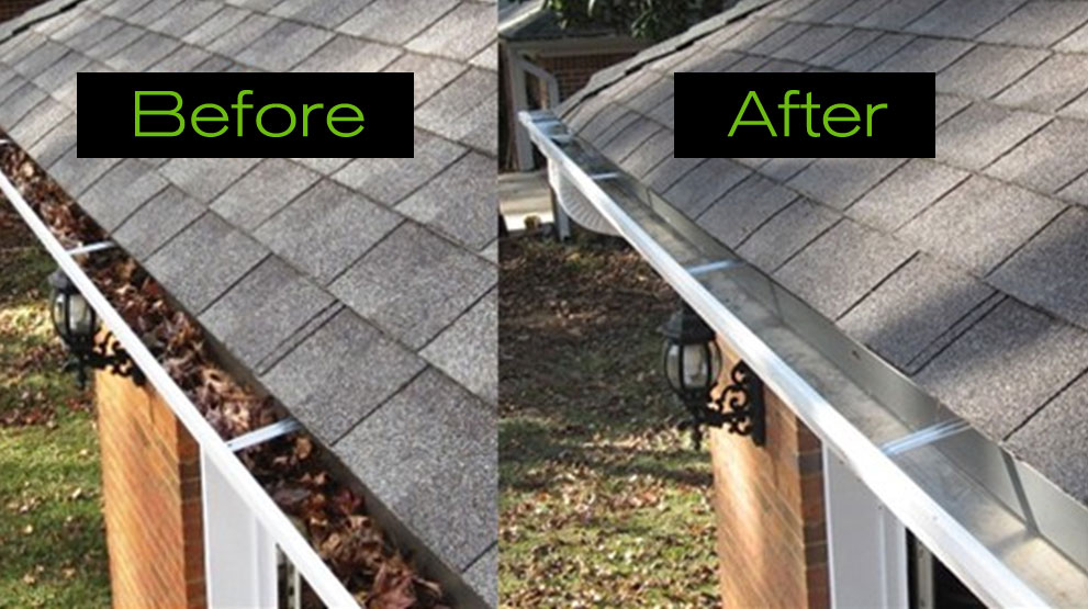 Eavestrough Repair Maintenance And Cleaning